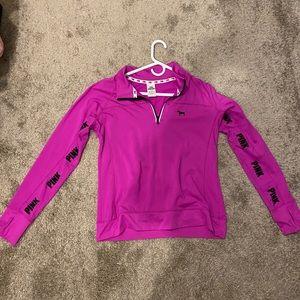 Victoria secret pink track jacket
